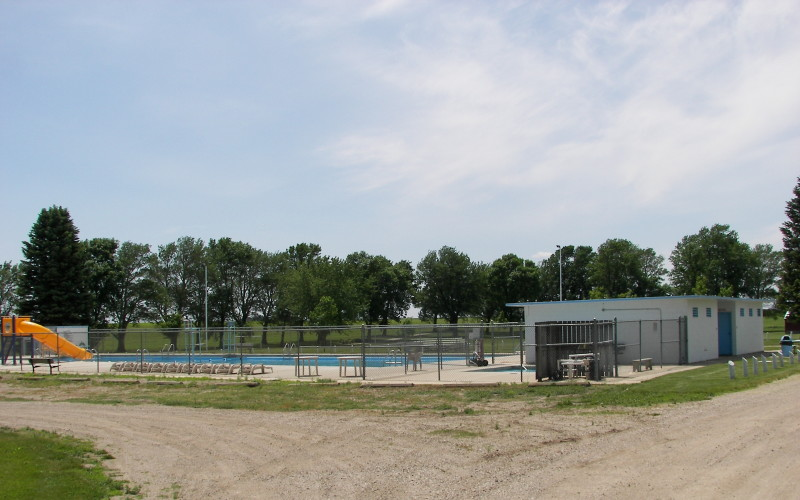 Hartley Municipal Pool